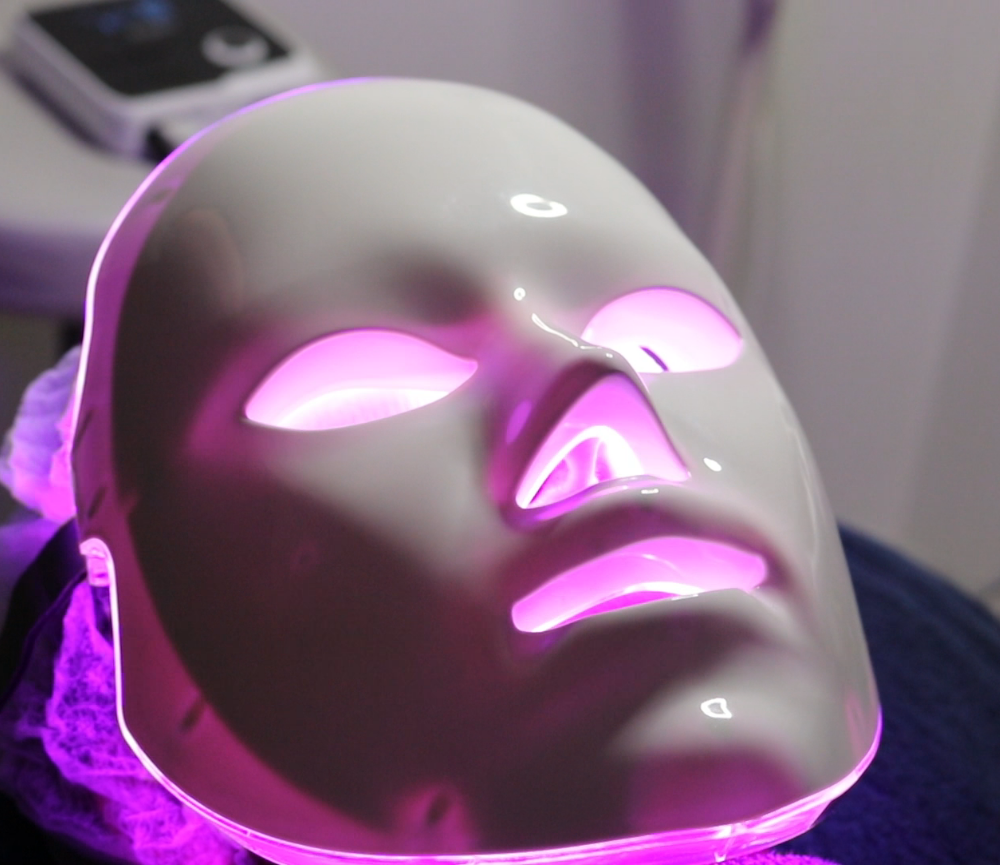 LED Light Therapy at Clearskin Dublin